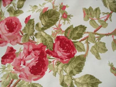 "Sample print of Laura Ashley ""Roses"""