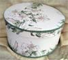 "Vintage Laura Ashley ""Tiger Lily"" Hat Box"