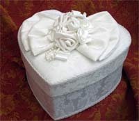 Wedding Heart Box